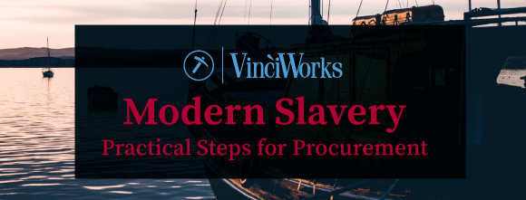 Online Modern Slavery course for procurement teams