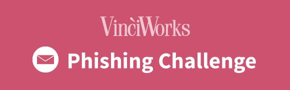 Phishing micro-course banner