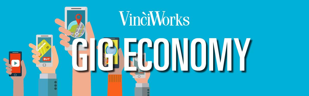 The Gig Economy Banner