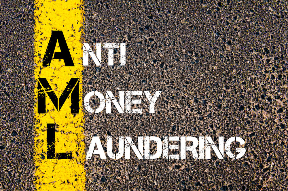 anti money laundering banner