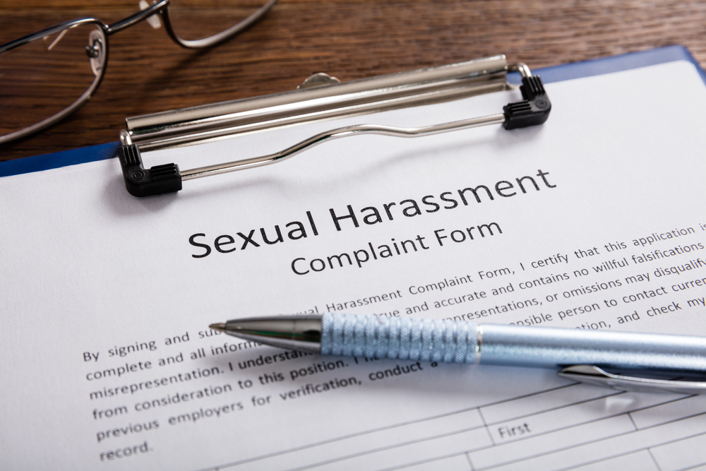 Free sexual harassment policy template - VinciWorks Blog