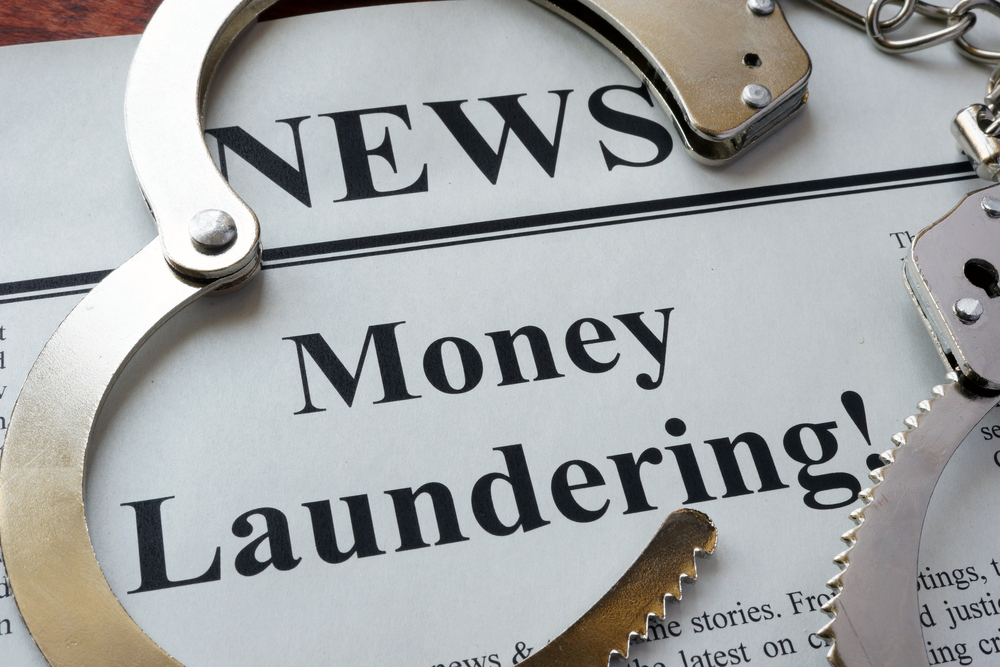 Money laundering in the news