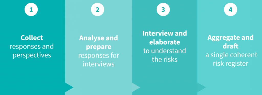 The risk identification process
