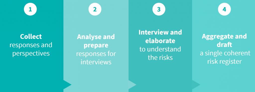The risk identification process