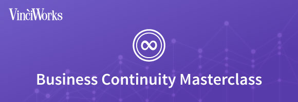 Business continuity masterclass banner