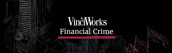 Financial crime webinar banner