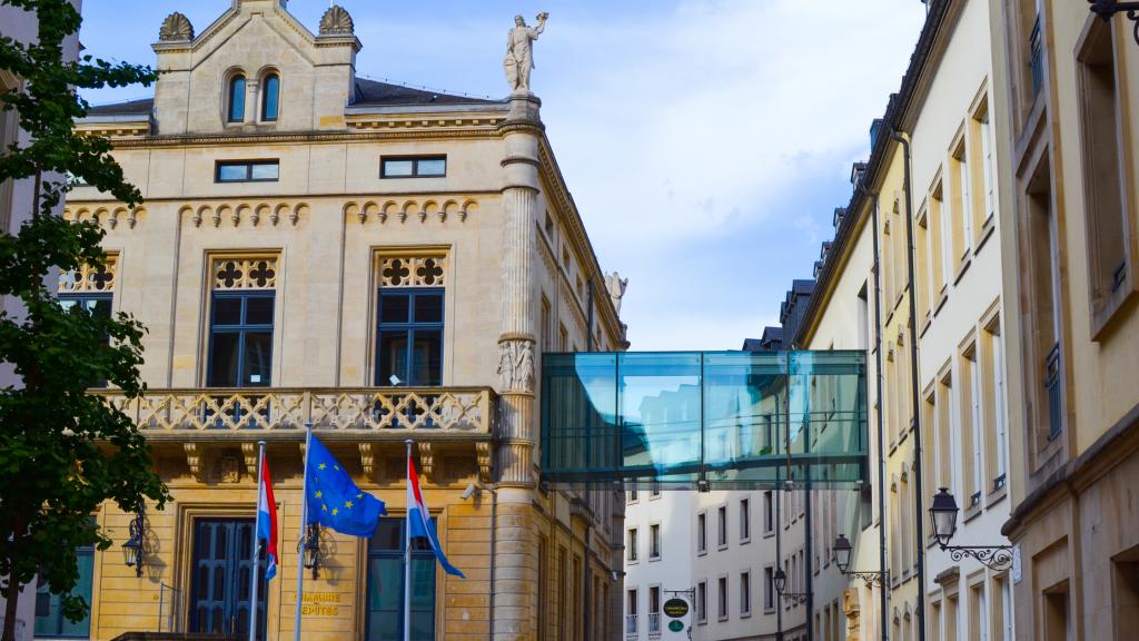 Luxembourg Chamber of Deputies