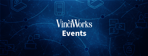 VinciWorks events banner