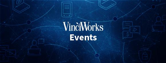 VinciWorks events banner