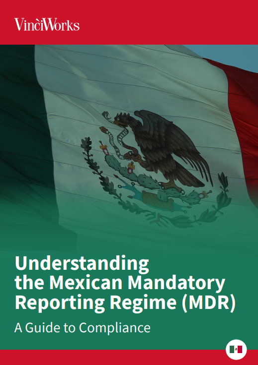 Cover to the Mexican MDR guide