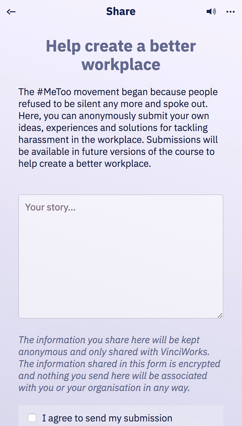 Online sexual harassment training | Harassment and Bullying